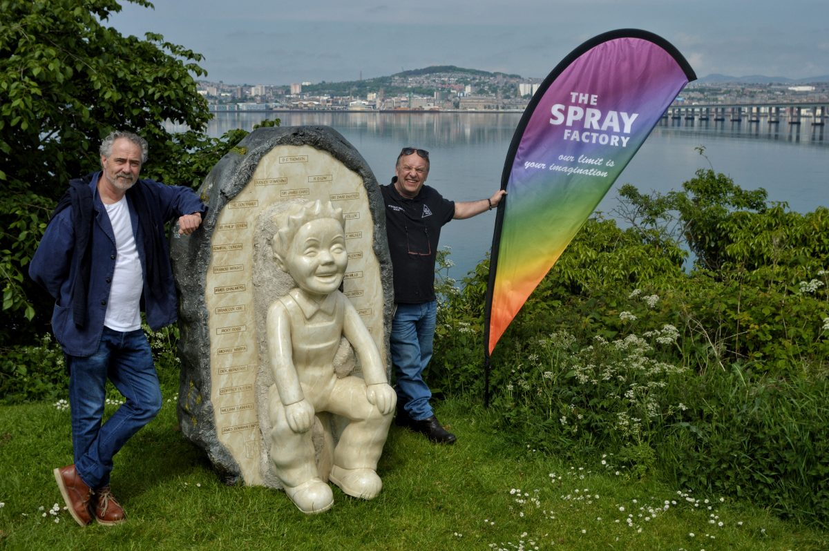 trusted sponsors and protective coating specialists for THE OOR WULLIE BUCKET TRAIL